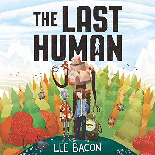 The Last Human  By  cover art