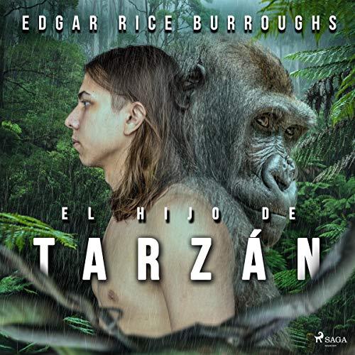 『El hijo de Tarzán [Dramatizado]』のカバーアート
