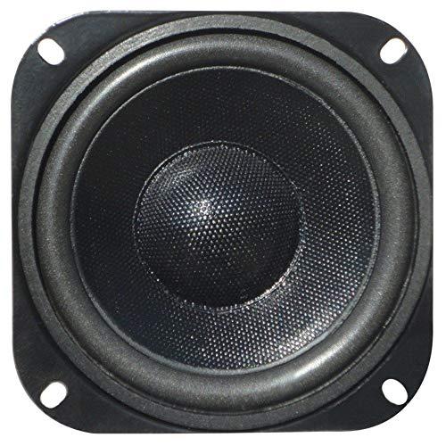 """1 WOOFER MASTER AUDIO CW400/4 altoparlante da 10,00 cm 100 mm 4"""" da 30 watt rms e 60 watt max impedenza 4 ohm 89 db portiere sportelli auto, 1 pezzo"""