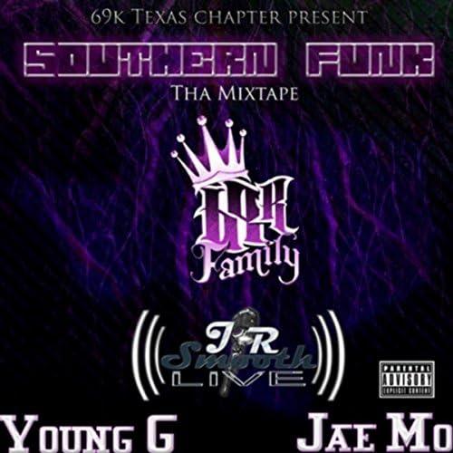 Jae Mo, Young G & J.R. Smooth Live