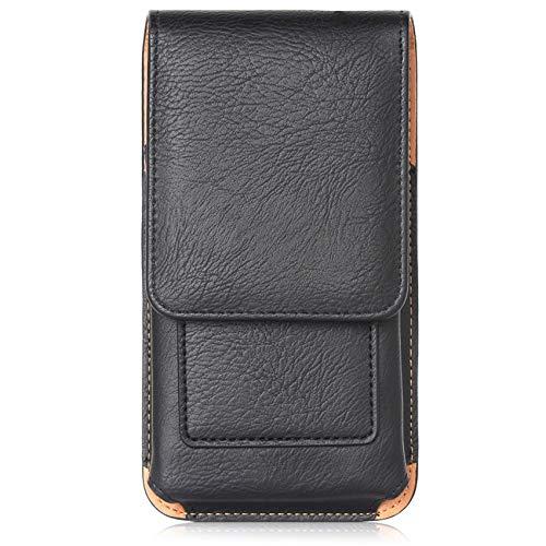 MISKQ Funda giratoria Universal para teléfono de 360 Grados, Paquete de la Cintura,para: Xiaomi Redmi Note 8 Pro/Note 8/Xiaomi Mi 9/Mi 9 Pro 5G,etc. teléfono móvil Xiaomi - 6.3