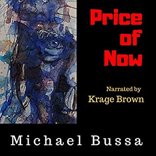 Price of Now audiobook cover art