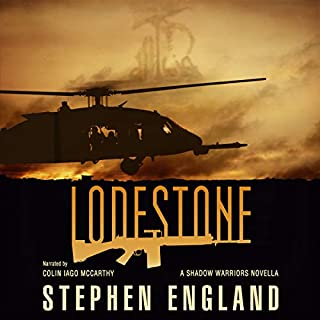 Lodestone audiobook cover art