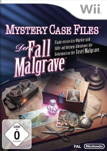 Nintendo Mystery Case Files: The Malgrave Incident