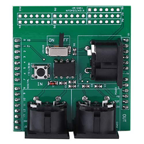 Zubehör für Run/PGM-Switch-Shield-Breakout-Testwerkzeuge MIDI-Adapterplatine Professional für Office for Factory for Industry