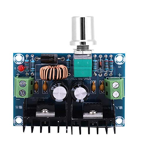 Regulador de voltaje electrónico, alta tasa de conversión, modulación PWM, corriente máxima de 8 A, regulador de voltaje de gran potencia de 200 W Tasa de conversión del 94%...