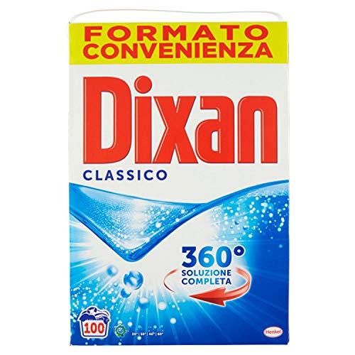 Detergente para lavadora en polvo, 105 unidades
