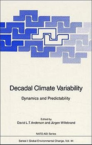 Decadal Climate Variability: Dynamics and Predictability (Nato ASI Subseries I: Book 44) (English Edition)
