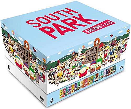 South Park-L'intégrale Officielle-Saisons 1 à 21
