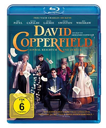 David Copperfield - Einmal Reichtum und zurück [Blu-ray]