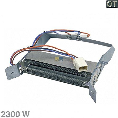 Indesit Ariston Heizelement Heizregister 2300W 230V mit Temperaturbegrenzer - Nr.: 282396