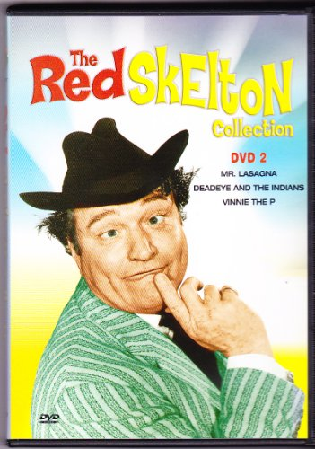 The Red Skelton Collection: DVD 2 (Mr. Lasagna; Deadeye and the Indians; Vinnie the P)