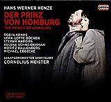 Hans-Werner Henze: Der Prinz Von Homburg