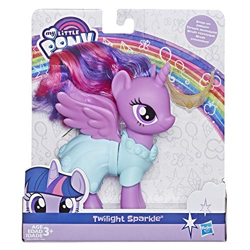 My Little Pony Figura para Vestir Twilight Sparkle