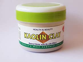 Kaolin Clay for Skin Repair & Face Mask, 100% Natural & Pure, Chemicals Free, (250 gm) (No Side Effects)