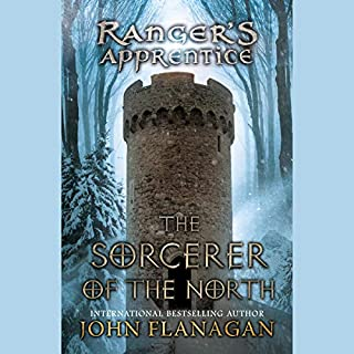 The Sorcerer of the North cover art