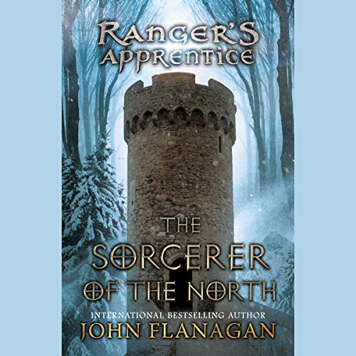 The Sorcerer of the North  By  cover art