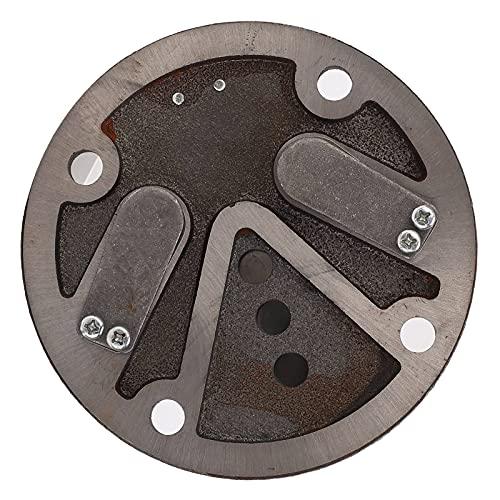 Repuesto de accesorios de cilindro de cabezal de bomba de placa de válvula de compresor de aire diámetro interior de 80 mm
