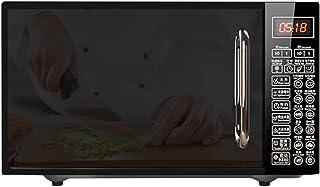 UZIQAQ Horno DoméStico, Microondas, Vaporizador Tres En Uno, Capacidad De 20l, Innovadora Barbacoa De Onda Ligera, Deliciosa Mejora, con Parrilla.