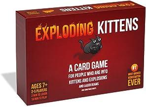 بازی کارتی بچه گربه های در حال انفجار
