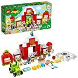 LEGO10952DuploGranero,TractoryAnimalesdelaGranja,JuguetedeconstruccónparaNiñosdea Partir de 2añosconFiguritas