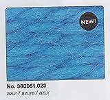100g Rico diseño Creative Twist Super Chunky–Color 023Azur–Hilo de Lana de Aspecto de cordón con Alpaca Porcentaje