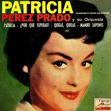 Vintage Dance Orchestras No. 135 - EP: Patricia
