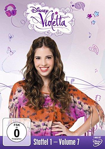 Violetta - Staffel 1, Volume 7 [2 DVDs]
