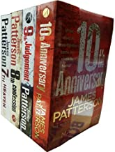 Women's Murder Club Series 7-10 James Patterson Collection 4 Books Bundle (7th Heaven, 8th Confession, 9th Judgement, 10th...