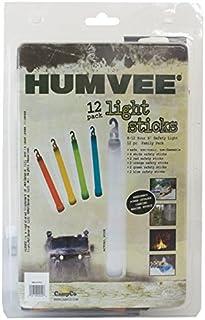 Humvee HMV-6-FP12 12-Piece Light Stick Pack