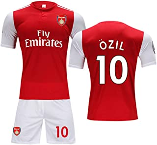 YANZZ Mesut Özil # 10 Men's Football Jersey - Arsenal -Short SleeveSport Jerseys T Shirt A-S