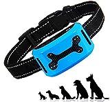 Shock Collar for Dogs,Bark Collar Large Dog,Bark Collar Small Dog,Humane Anti Bark Training Collar,Pet Safe Waterproof Anti Barking Device