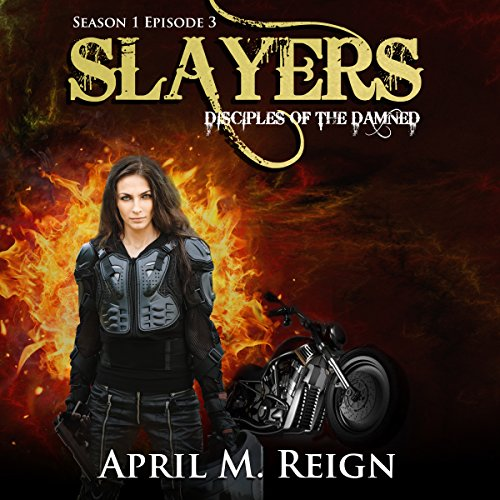 The Slayers audiobook cover art