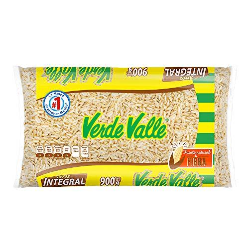 Verde Valle, Arroz Integral, 900 gramos