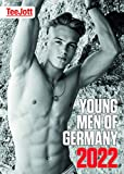 Young Men of Germany 2022 (Calendars 2022)