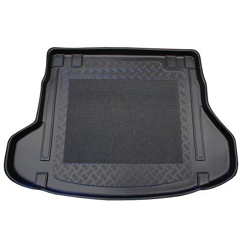 ZentimeX 4050319654513 Kofferraumwanne mit Antirutschmatte