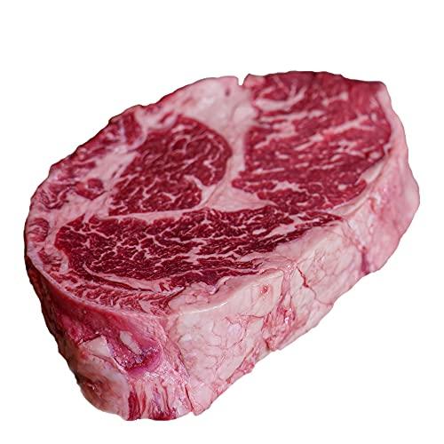 US Entrecôte Steak Ribeye 800g – BestBeef Edelfleischerei (2x400g) | Premium Steak Fleisch | Frischeversand