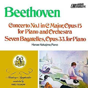 Concierto N°1 En Do Mayor, Op. 15 Para Piano y Orquesta - Siete Bagatelles Op. 33