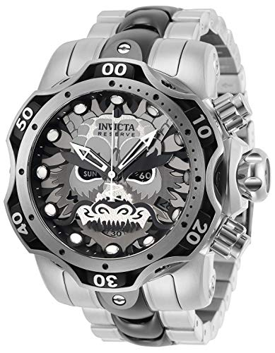 Invicta Reserve Samurai Dragon Chronograph Quartz Men's Watch 30399