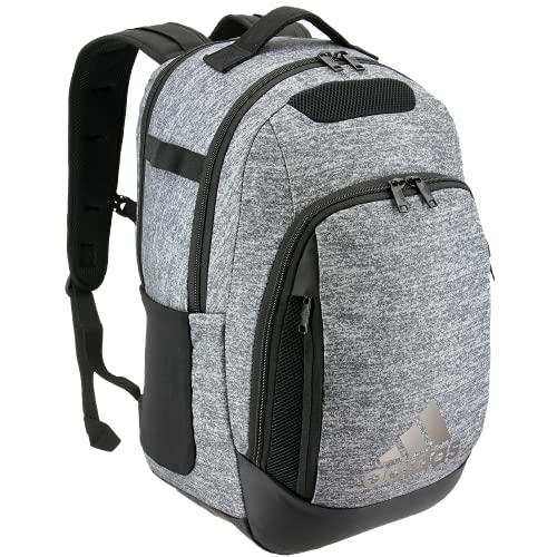 adidas Unisex-Erwachsene 5-Sterne-Team-Rucksack, Unisex-Erwachsene, Rucksack, 5-star Team Backpack, Jersey Onix grau, Einheitsgröße