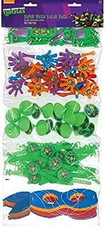 amscan Teenage Mutant Ninja TurtlesParty Supplies | Party Favor | Pack of 100