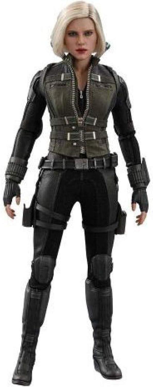 diseños exclusivos Hot Juguetes Movie Masterpiece - Avengers Infinity War - - - negro Widow  almacén al por mayor