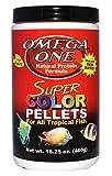 Omega One Super Color Sinking Pellets