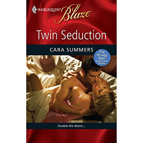 Twin Seduction audiobook cover art