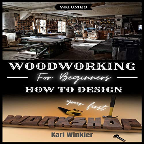 Couverture de Woodworking for Beginners