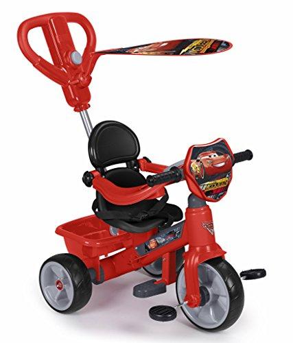 FEBER - Triciclo Cars 3 (Famosa 800011143)