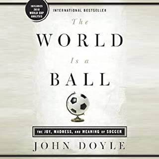 The World Is a Ball audiobook cover art