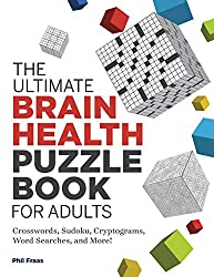brain health puzzle book
