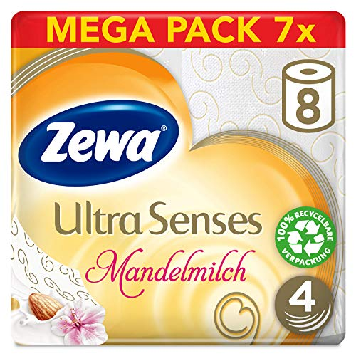 Zewa Zewa trocken Ultra Senses Riesenpackung Bild