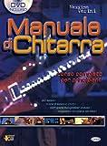 manuale di chitarra. corso completo per principianti. con dvd